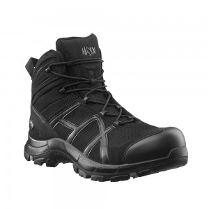 Haix Black Eagle Safety 40 Mid /black-black