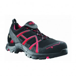 Buty Haix Black Eagle Safety 40 Low black/red