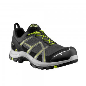 Buty Haix Black Eagle Safety 40.1 GTX low stone-citrus