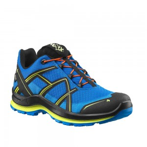 Buty Haix Black Eagle Adventure 2.1 GTX low Ws blue-citrus