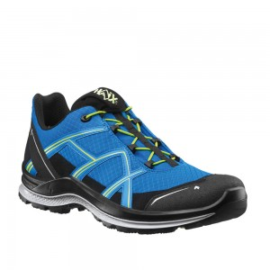 Buty Haix Black Eagle Adventure 2.1 T low blue-citrus