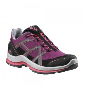 Buty Haix Black Eagle Adventure 2.1 GTX low Ws purple-rose