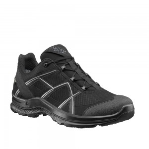 Buty Haix Black Eagle Adventure 2.1 GTX low black-silver