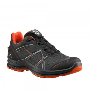Buty Haix Black Eagle Adventure 2.2 GTX low graphite-orange