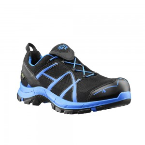 Haix Black Eagle Safety 40 Low/black-blue