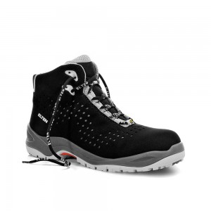 Buty Elten Impulse grey Mid ESD S1