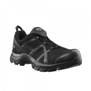 Haix Black Eagle Safety 40 Low/black-black