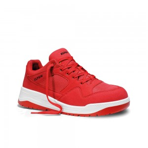 Buty Elten Maverick red Low ESD S3