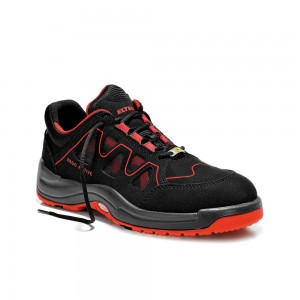 Buty Elten GRANT red Low ESD S1