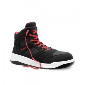 Buty Elten Lakers black Mid ESD S1P